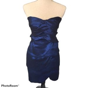 Romeo & Juliet Couture Layered Tube Dress Small